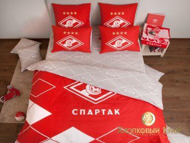 Постельное белье Спартак ФК, фото 2