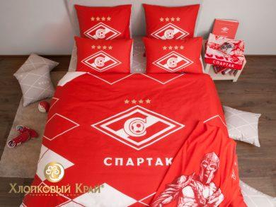 Постельное белье Спартак ФК, фото 4