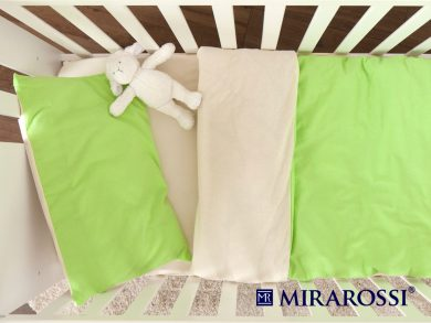 Постельное белье для новорожденных Lime, фото 3