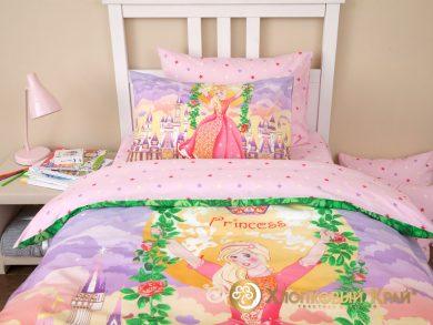 Детское постельное белье Принцесса, фото 2