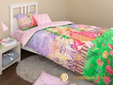 Детское постельное белье Принцесса, фото 11