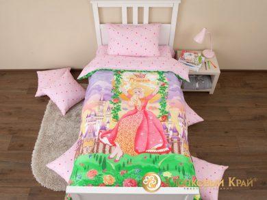 Детское постельное белье Принцесса, фото 12