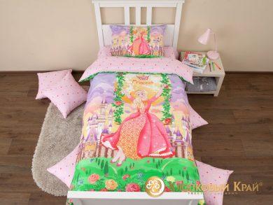 Детское постельное белье Принцесса, фото 14