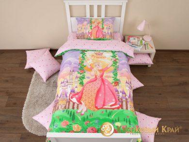 Детское постельное белье Принцесса, фото 3