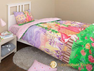 Детское постельное белье Принцесса, фото 4