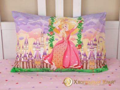 Детское постельное белье Принцесса, фото 5