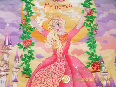 Детское постельное белье Принцесса, фото 6