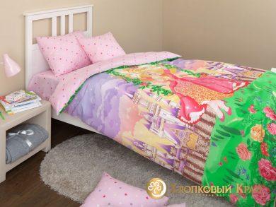 Детское постельное белье Принцесса, фото 7