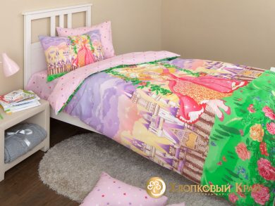 Детское постельное белье Принцесса, фото 8