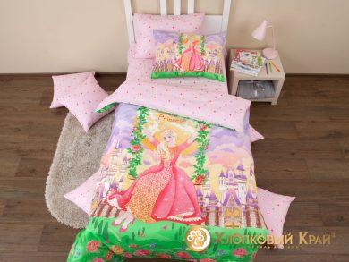 Детское постельное белье Принцесса, фото 10
