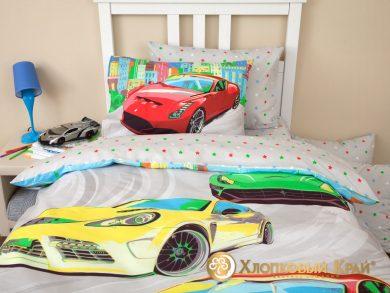 Детское постельное белье Тачки, фото 2