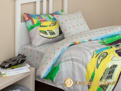 Детское постельное белье Тачки, фото 11