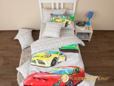 Детское постельное белье Тачки, фото 14