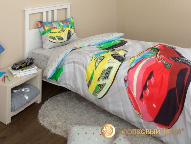 Детское постельное белье Тачки, фото 15