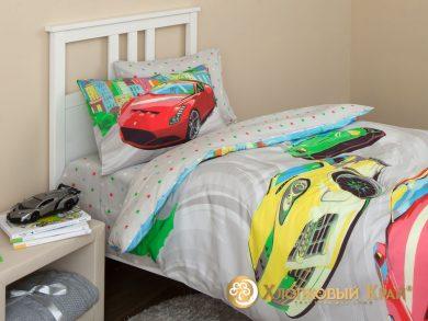 Детское постельное белье Тачки, фото 16