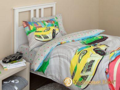 Детское постельное белье Тачки, фото 17