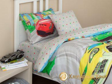 Детское постельное белье Тачки, фото 7
