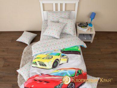 Детское постельное белье Тачки, фото 8