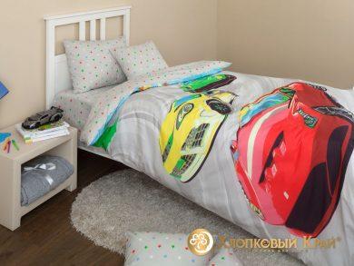 Детское постельное белье Тачки, фото 9
