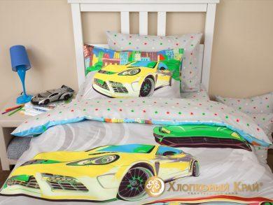 Детское постельное белье Тачки, фото 10