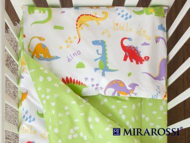 Постельное белье для новорожденных Dino, фото 2