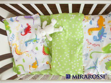 Постельное белье для новорожденных Dino, фото 3