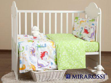 Постельное белье для новорожденных Dino, фото 9