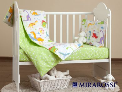 Постельное белье для новорожденных Dino, фото 10