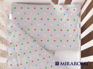 Постельное белье для новорожденных Stelle grey, фото 2