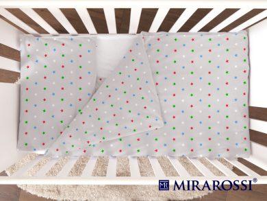 Постельное белье для новорожденных Stelle grey, фото 4