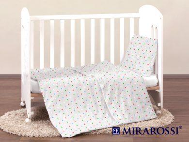 Постельное белье для новорожденных Stelle grey, фото 5