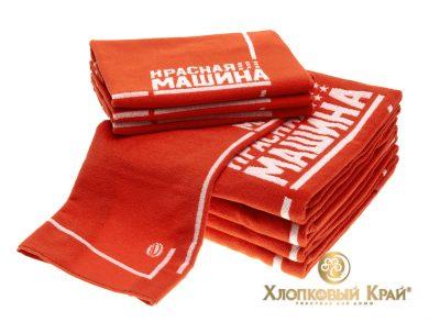 Полотенце банное 140х70 см Красная Машина, фото 8