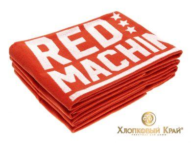 Полотенце банное 140х70 см Red Machine, фото 3