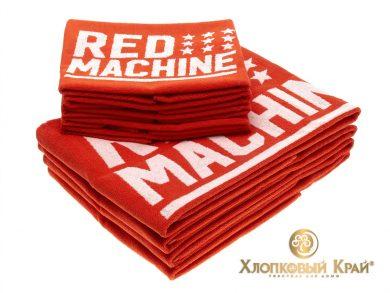 Полотенце банное 140х70 см Red Machine, фото 5