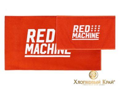 Полотенце банное 140х70 см Red Machine, фото 6