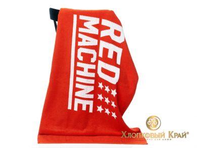 Полотенце банное 140х70 см Red Machine, фото 7