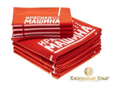 Полотенце для лица 40х70 см Красная Машина, фото 5
