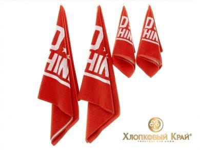 Полотенце для лица 40х70 см Red Machine, фото 6