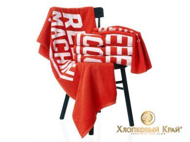 Полотенце для лица 40х70 см Red Machine, фото 7