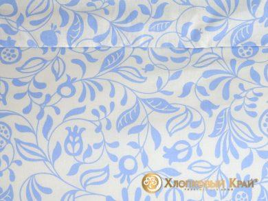 Постельное белье Эмма голубой, фото 8
