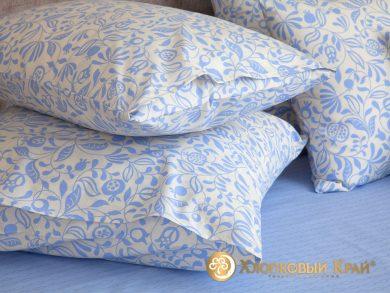 Постельное белье Эмма голубой, фото 9