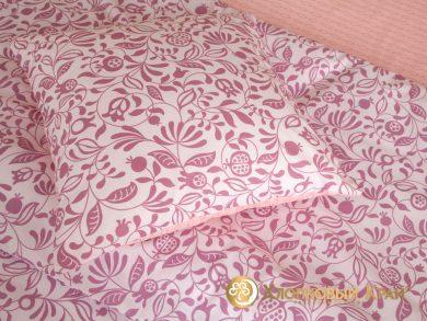 Постельное белье Эмма ягодный, фото 6