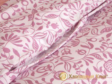 Постельное белье Эмма ягодный, фото 9