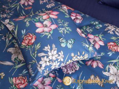 Постельное белье Летиция сапфир, фото 6