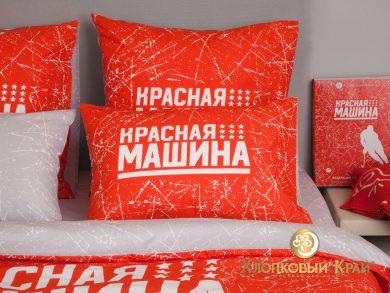 Постельное белье Красная машина, фото 3