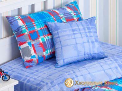 Детское постельное белье Geometry blue, фото 4
