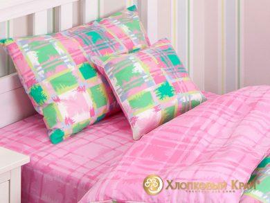 Детское постельное белье Geometry pink, фото 4