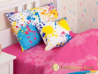 Детское постельное белье Happy pink, фото 5