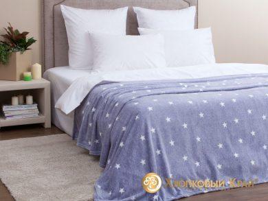 Плед велсофт Монамур звезды, фото 4