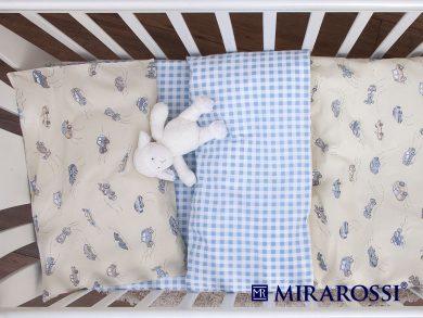 Постельное белье для новорожденных Auto, фото 3